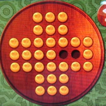 Прохождение китайских шашек: Шаг 2