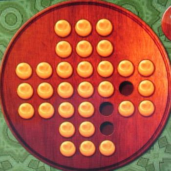 Прохождение китайских шашек: Шаг 3