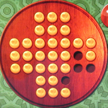 Прохождение китайских шашек: Шаг 4