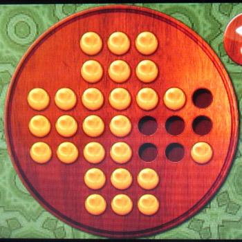 Прохождение китайских шашек: Шаг 6