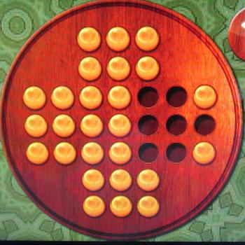 Прохождение китайских шашек: Шаг 7