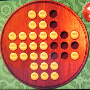 Прохождение китайских шашек: Шаг 8