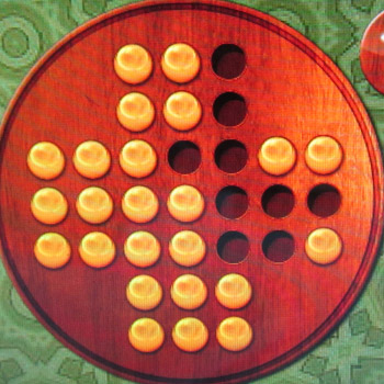 Прохождение китайских шашек: Шаг 9