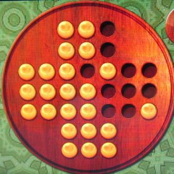 Прохождение китайских шашек: Шаг 10