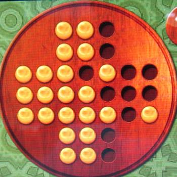 Прохождение китайских шашек: Шаг 11