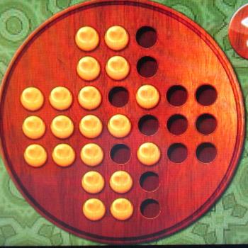 Прохождение китайских шашек: Шаг 13