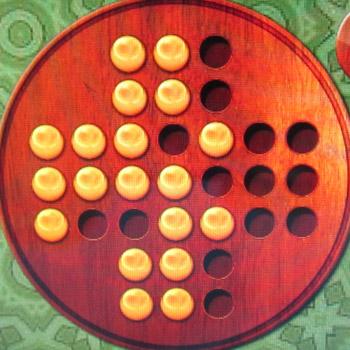 Прохождение китайских шашек: Шаг 14