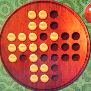 Прохождение китайских шашек: Шаг 15