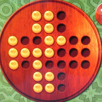 Прохождение китайских шашек: Шаг 16