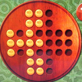 Прохождение китайских шашек: Шаг 17