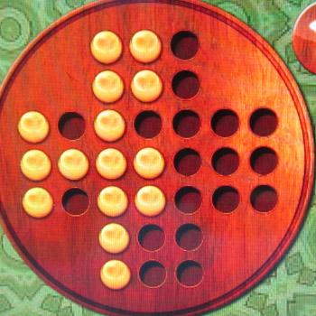Прохождение китайских шашек: Шаг 18