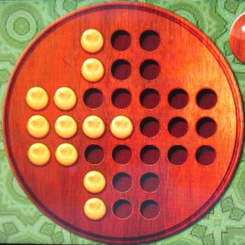 Прохождение китайских шашек: Шаг 21
