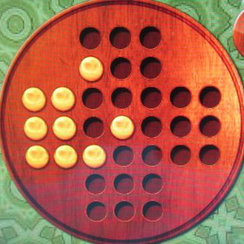 Прохождение китайских шашек: Шаг 24