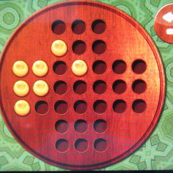 Прохождение китайских шашек: Шаг 26