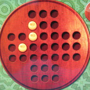 Прохождение китайских шашек: Шаг 30